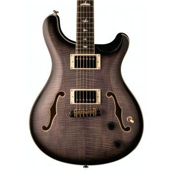 PRS SE HB II CA Charcoal Burst Guitarra Eléctrica