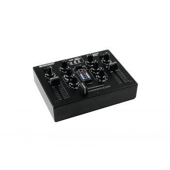 Omnitronic PM-211P Mezclador DJ con reproductor USB