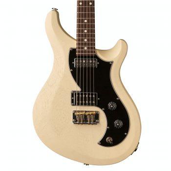 PRS S2 Vela Satin Antique White 2021 Guitarra Eléctrica