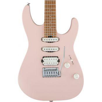 Charvel Pro-Mod DK24 HSS 2PT MN Shell Pink Guitarra Eléctrica