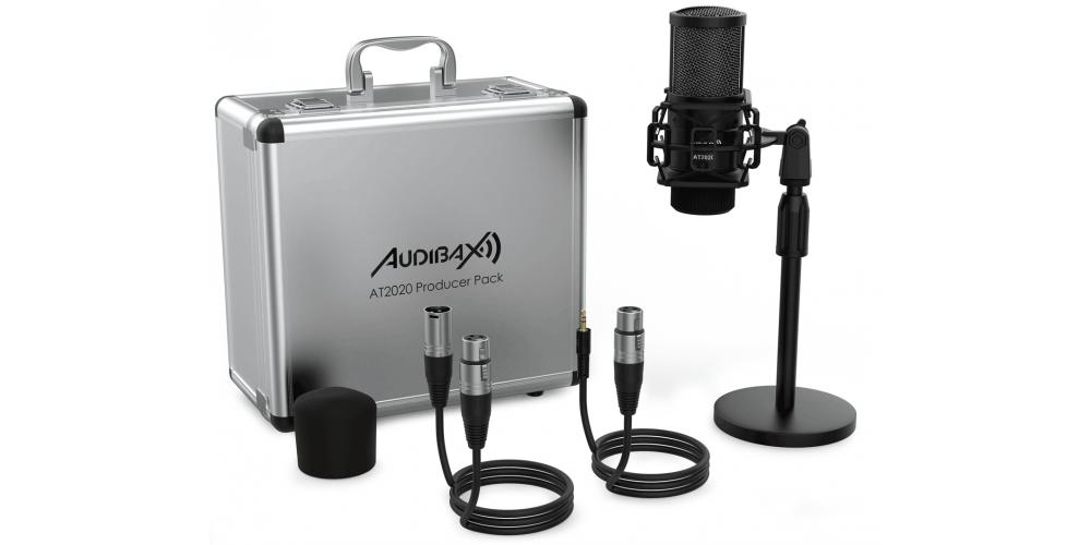 audibax at2020 producer pack comprar