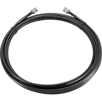 Electro-Voice RE3-ACC-CXU25 Cable de Antena Coaxial con Conectores BNC 7,6 mts