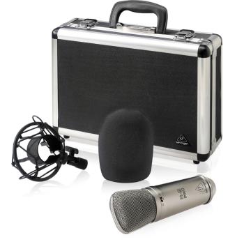 BEHRINGER B2PRO Microfono Gran Diafragma  Behringer B-2 PRO Und.
