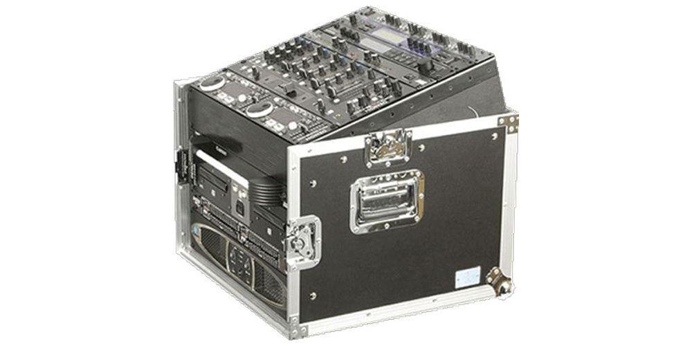 flightcase 19 6 unidades top mesa mezclas VRMIX 6U