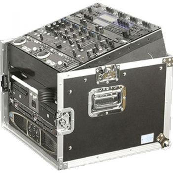 "Walkasse WRMIXER-6U Rack 19"" x 6 Unidades con Top Mixer"