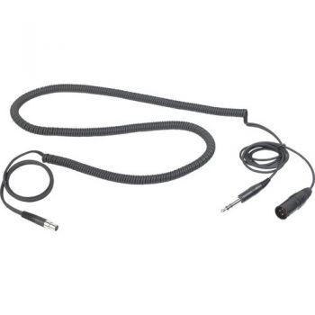AKG MK-HS Studio C, Cable Conector XLR-Jack Serie HSC