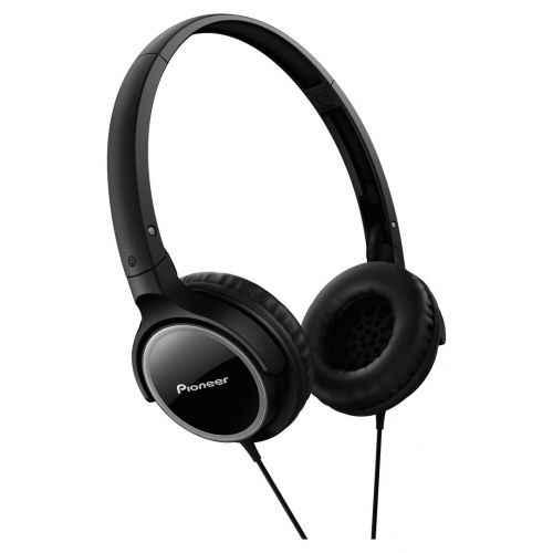 PIONEER SE-MJ512-GK Auriculares Cerrados Negro Turquesa