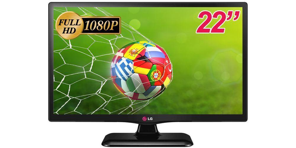 LG 22MT44D tv 22