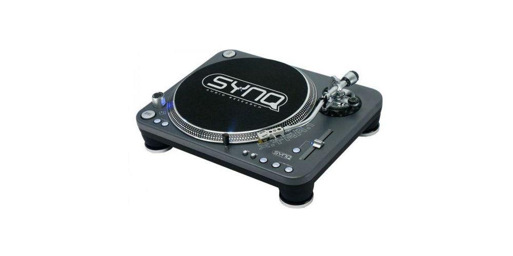 x trm 1 giradiscos traccion directa synq audio