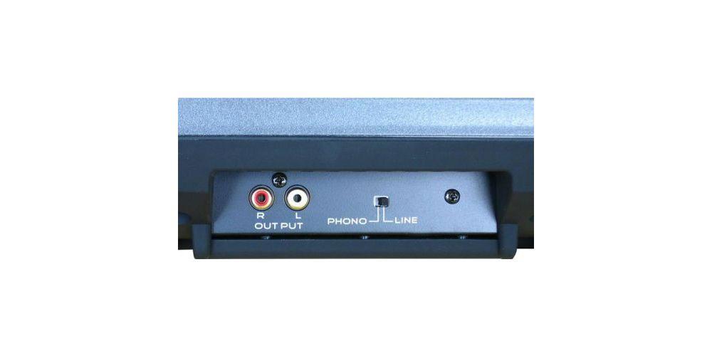 x trm 1 giradiscos traccion directa synq audio conect