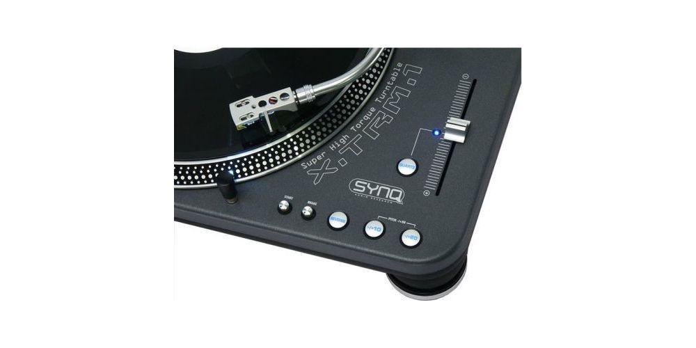 x trm 1 giradiscos traccion directa synq audio det