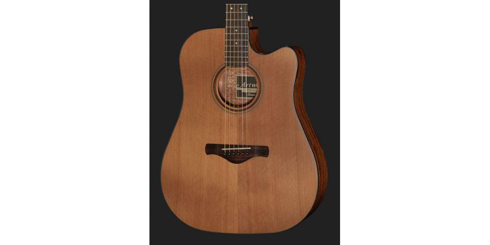 Ibanez AW65 ECE LG Guitarra Acústica Electrificada