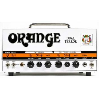Orange Dual Terror Cabezal ( REACONDICIONADO )