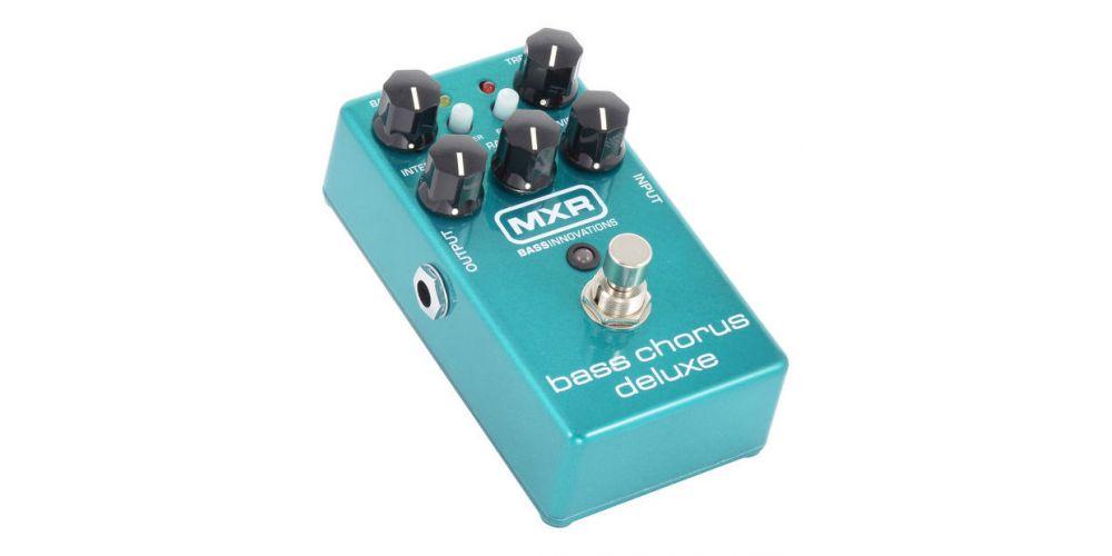 dunlop mxr m83 bass chorus deluxe lateral