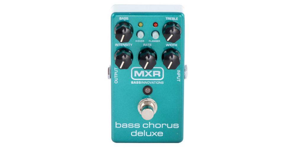 mxr m83 bass chorus.deluxe front