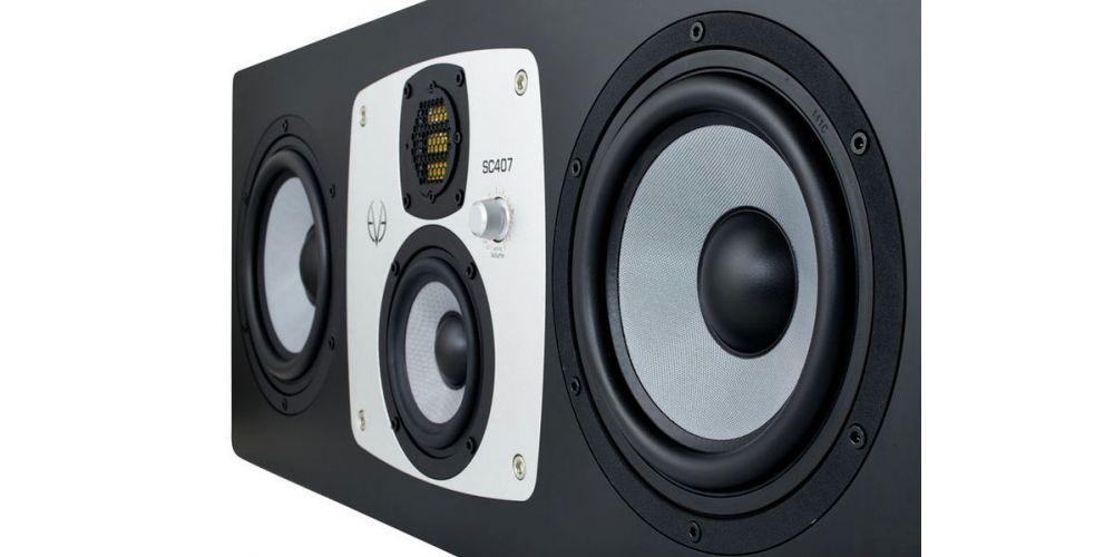 Eve Audio SC408 Monitor de estudio de 4 vías