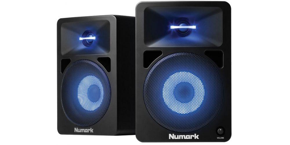 NUMARK N WAVE 580L Monitores Activos