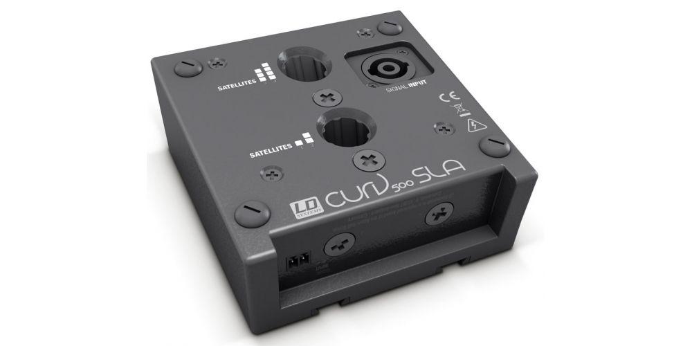 ld systems new curv 500 sla 3
