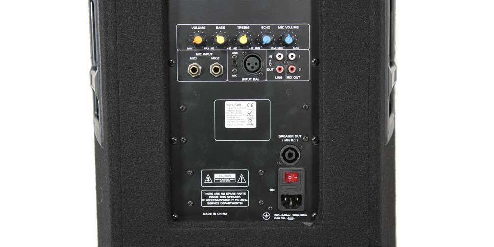 ibiza sound disco 15amp 2