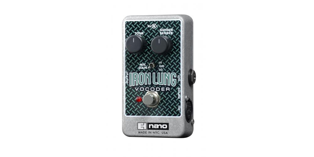 Electro Harmonix Nano Iron Lung