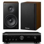 DENON PMA-520 Black+SCN301