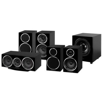 WHARFEDALE DIAMOND 225 Black HC 5.1