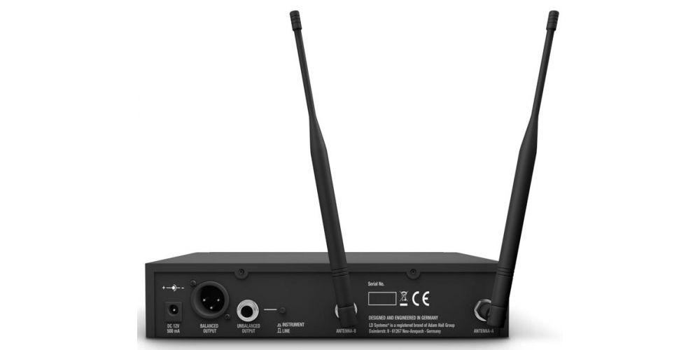 oferta microfono inalambrico doble de mano U506HHD