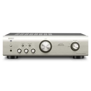 DENON PMA-520-SI+DCD520-SI+Cambridge SX-50 Walnut