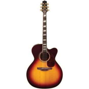 Takamine EF250TK Toby Keith Guitarra Electo-Acustica Serie Legacy
