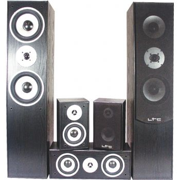 LTC E1004BL Altavacoes Home Cinema