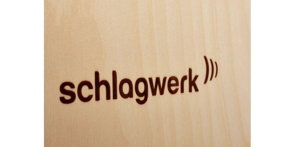 schlagwerk cp 101 logo