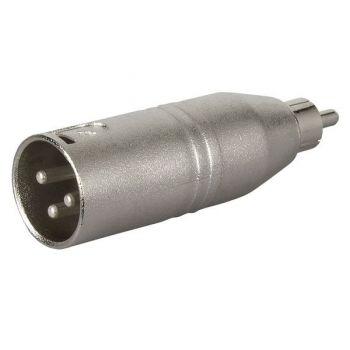 DAP Audio FLA32 Adaptador XLR Macho / RCA Macho