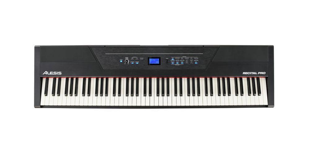 alesis recital pro piano digital
