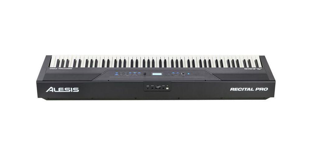 alesis recital pro teclado