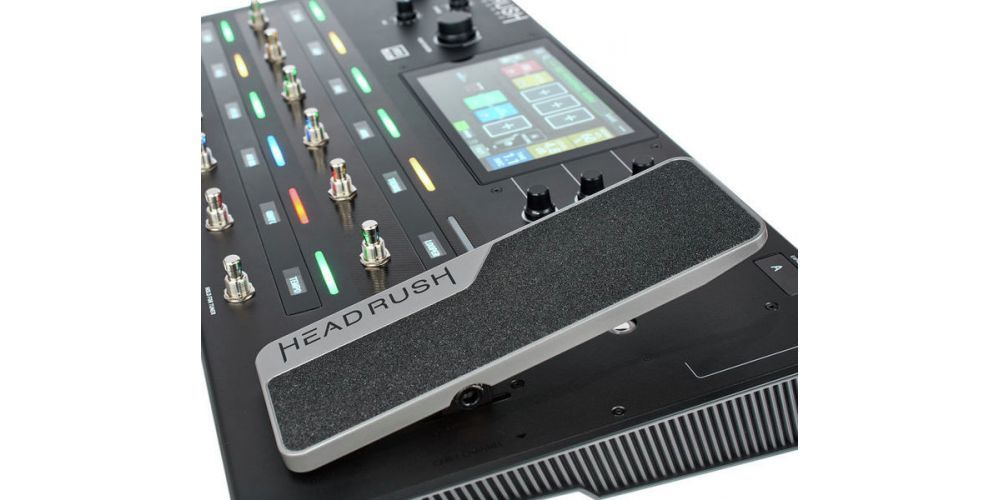 headrush pedalboard front