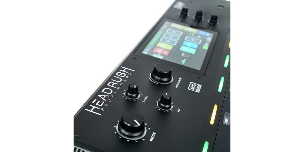 headrush pedalboard pedal efectos