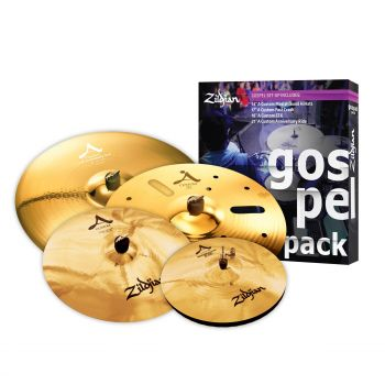 Zildjian A-Custom Gospel Pack