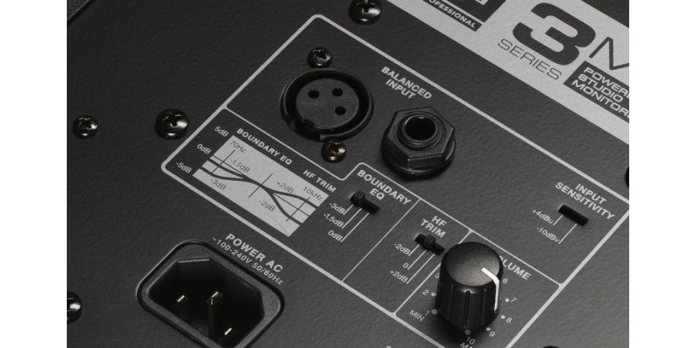 trasera Monitor JBL 305PMKII