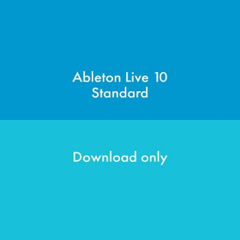 ABLETON Live 10 Standard Descarga Software de producción musical