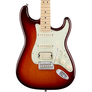 Fender Deluxe Stratocaster MN HSS Tobacco Sunburst
