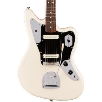 Fender American Pro Jaguar RW Olympic White