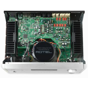 ROTEL RA-1572 Black Amplificador