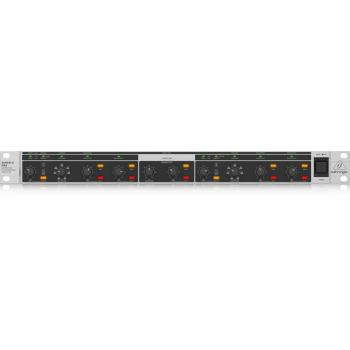 Behringer CX2310 V2 Crossover Estéreo de Alta Precisión de 2 vías / mono de 3 vías con Salida de Subwoofer