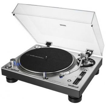 Audio Technica AT-LP140XP SV Giradiscos Profesional Manual de Tracción Directa