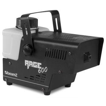 Beamz Rage 600 Maquina De Humo Con Mando A Distancia 160702