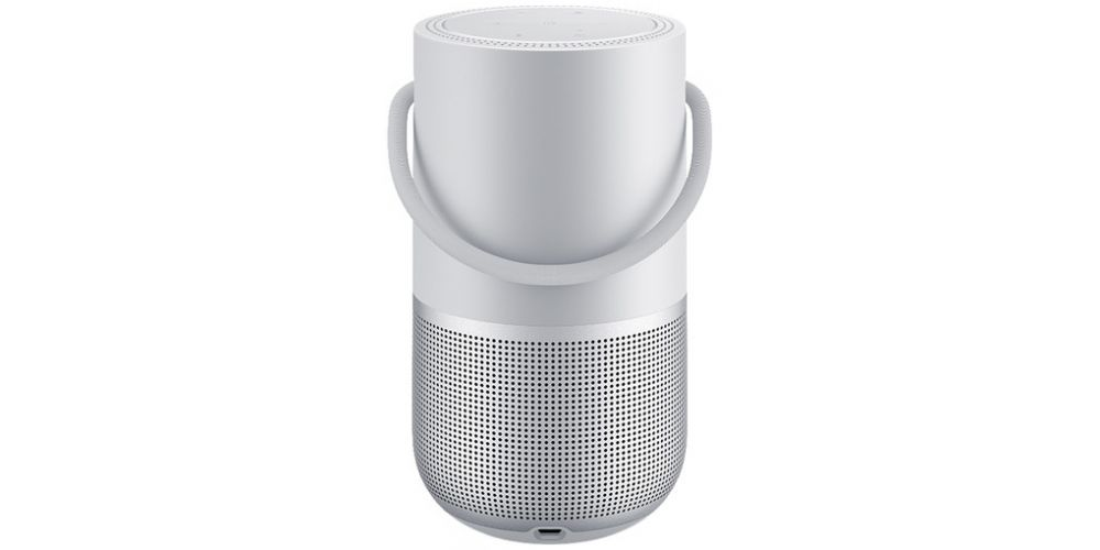 Bose Portable Home Speaker silver