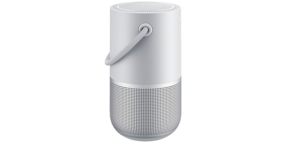 Bose Portable Home Speaker silver wifi