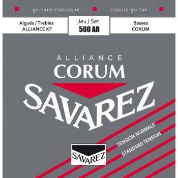 Savarez 500AR Juego Cuerdas Guitarra Clásica