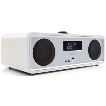 Ruark R2MK3 White Radio Fm Dab Bluetooth 20W