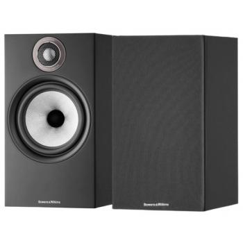 BW 606 S2 Black Aniversary Edition Altavoces HiFi. Pareja. Negro